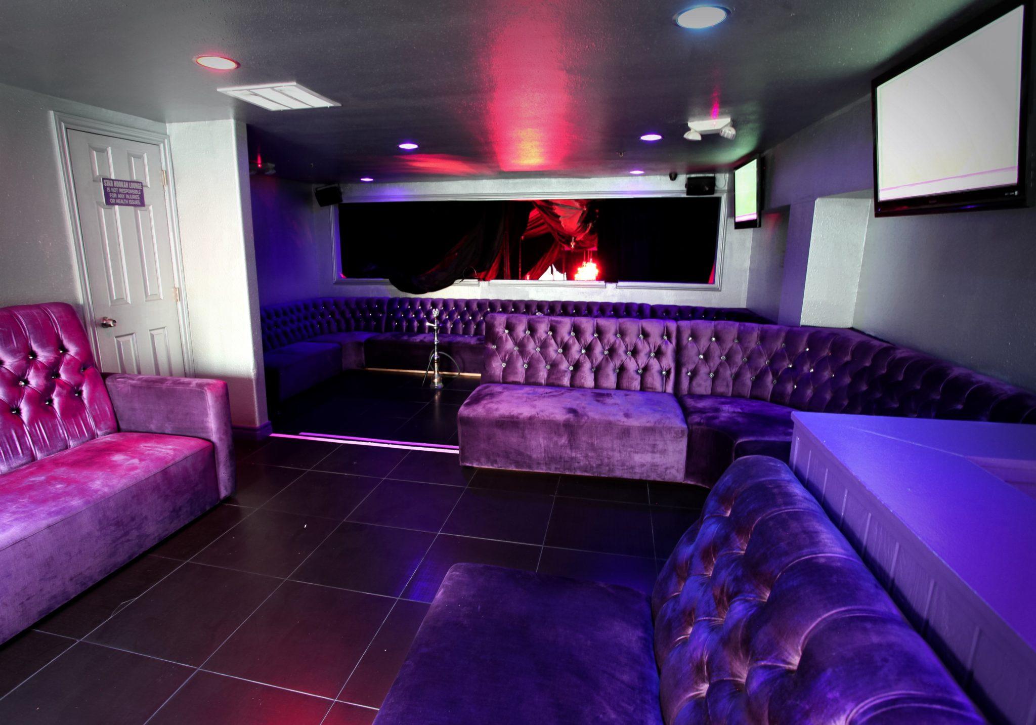 Star hookah lounge hollywood ca hollywood s premiere - Shisha bar lounge mobel ...