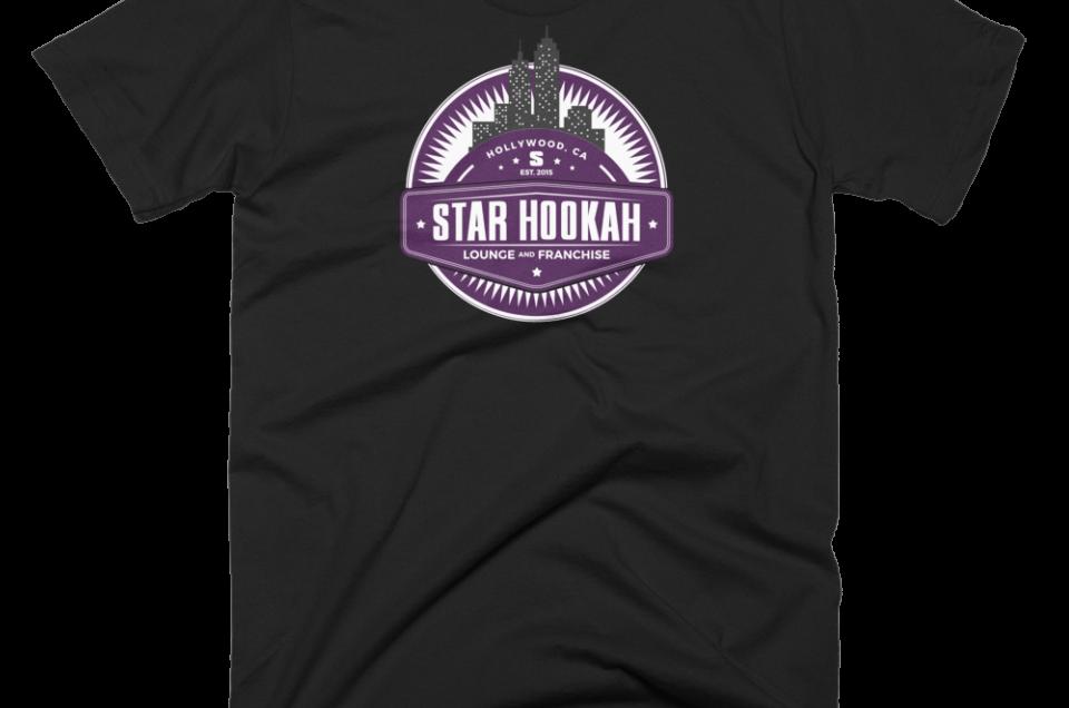 Star Hookah Merch
